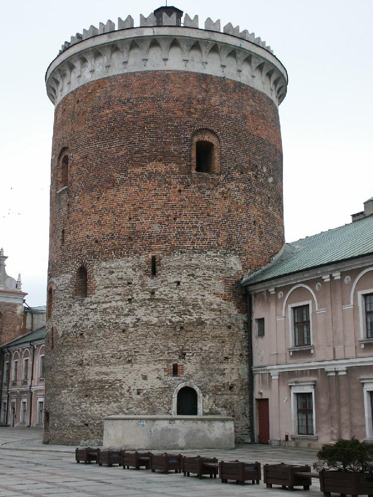 Donżon na Zamku Lubelskim w Lublinie