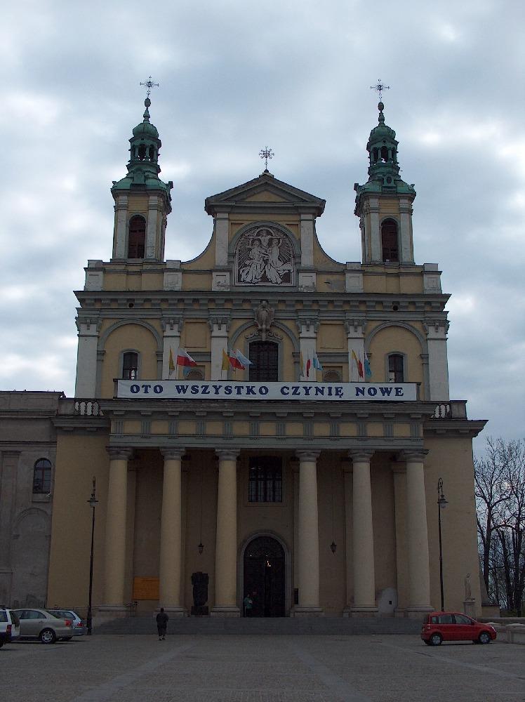 Archikatedra pw. śś. Jana Ewangelisty i Jana Chrzciciela w Lublinie