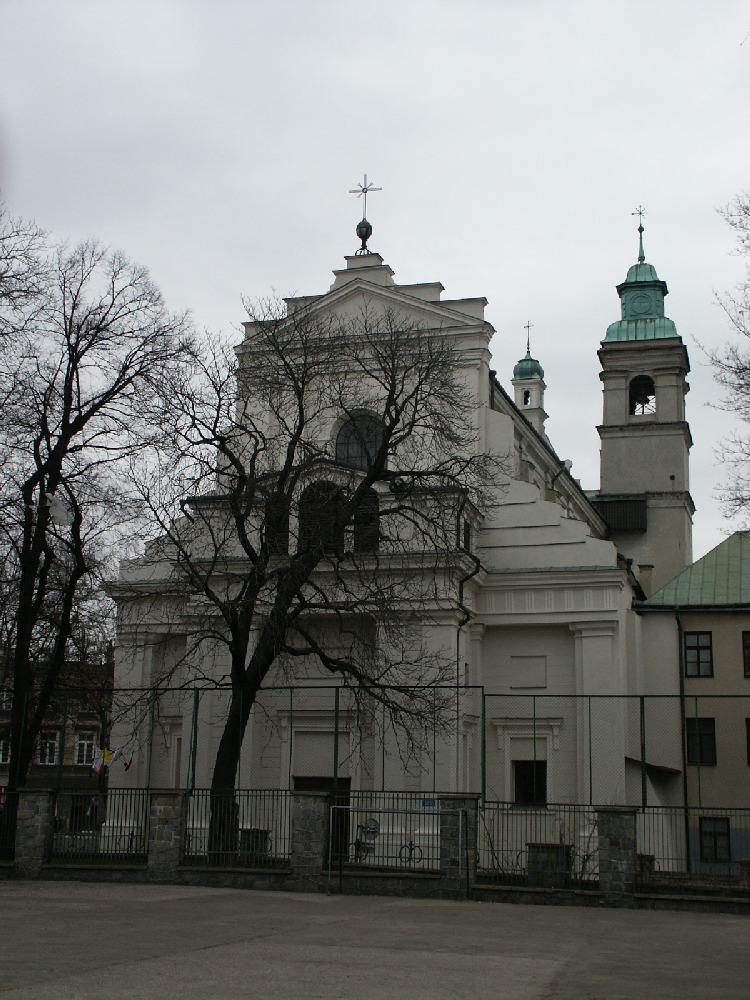 Kościół pobernardyński w Lublinie