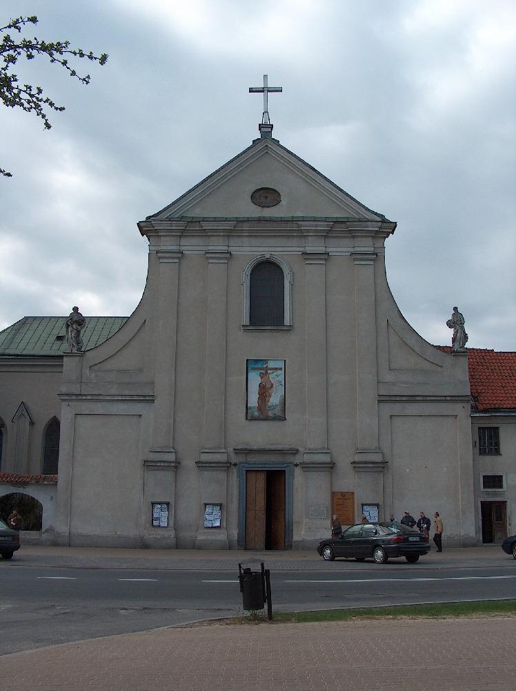 Kościół kapucynów pw. śś. Piotra i Pawła w Lublinie
