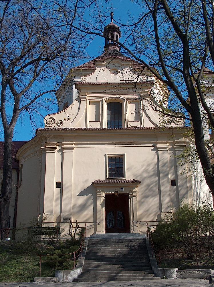 Kościół karmelitów trzewiczkowych pw. św. Eliasza w Lublinie