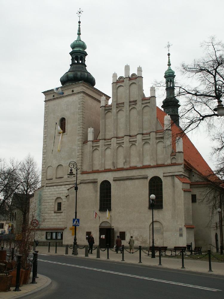 Kościół pobrygidkowski