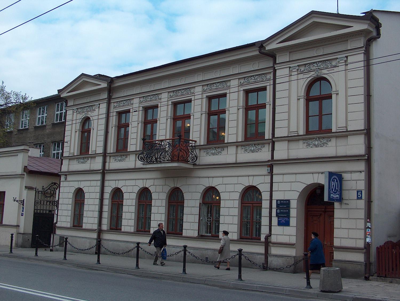 Pałacyk Piotrowskiego w Lublinie