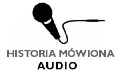 Restauracje w przedwojennych Puławach - Mirosław Oroń - fragment relacji świadka historii [AUDIO]