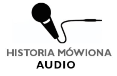 Partyzanci - Janina Stachyra - fragment relacji świadka historii [AUDIO]