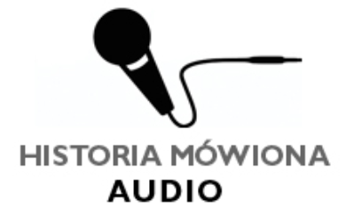 Dziecięce zabawy - Barbara Rzymowska - fragment relacji świadka historii [AUDIO]