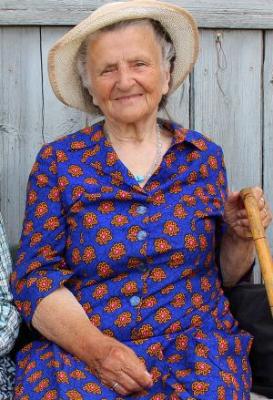 Po jajku pisało się wzory - Helena Oprawska - fragment relacji świadka historii [AUDIO]
