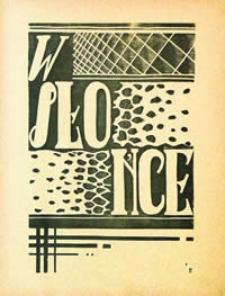 W Słońce : czasopismo młodzieży lubelskich szkół średnich R.11, Nr 5 (6) (1939)