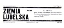 Ziemia Lubelska : pismo codzienne, R. 27, nr 151 (6 czerwca 1931 r.)