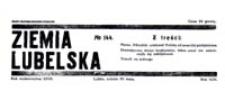 Ziemia Lubelska : pismo codzienne, R. 27, nr 166 (21 czerwca 1931 r.)