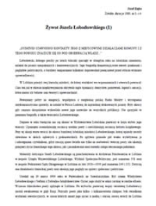 Żywot Józefa Łobodowskiego (4)