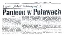 Panteon w Puławach