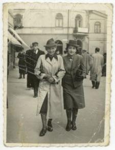 Sura Grynberg and Brandla Finkielsztajn