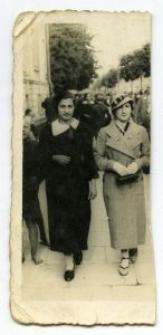 Chana and Rojza Akerman
