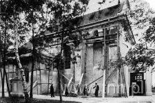Remont kościoła Św. Mikołaja na Czwartku
