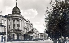Lublin. Hotel Lublinianka przy Krakowskim Przedmieściu