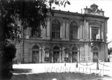 Fronton Teatru im. Juliusza Osterwy