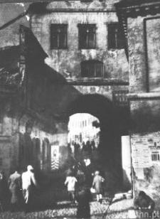 Brama Grodzka w Lublinie od strony Dzielnicy Żydowskiej