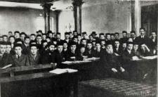 Studenci Jeszywas Chachmey Lublin