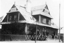 Dworzec kolejowy w Hrubieszowie