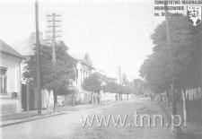 Ulica 3-go Maja w Hrubieszowie