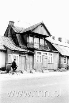 Przedwojenny dom żydowski przy ul. 3-go Maja