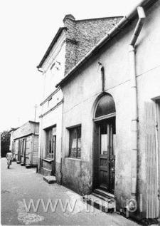 Żydowskie domy w Hrubieszowie