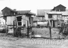 Współczesny obraz przedwojennej zabudowy Hrubieszowa