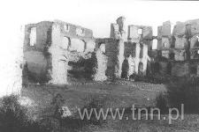 Ruiny Zamku janowieckiego
