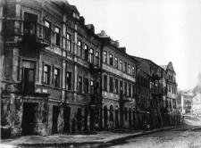 Lublin, ruiny dzielnicy żydowskiej - ulica Szeroka