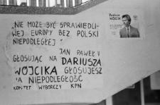 Lublin podczas kampanii wyborczej 5 maja 1989 r.
