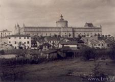 Lublin, panorama dzielnicy żydowskiej