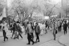 Demonstracja NZS