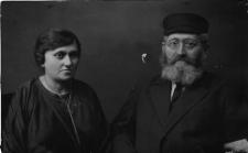 Chaja Nesza i Jakob Majlich Gartel