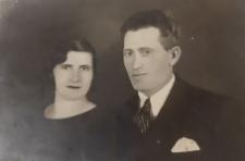 Szmul and Rywka Gartel