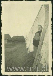 Mur kirkutu w Tomaszowie Lubelskim