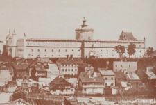 Lublin, Panorama Zamku i dzielnicy żydowskiej