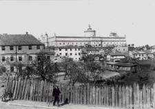 Lublin, Widok na Zamek z Podwala