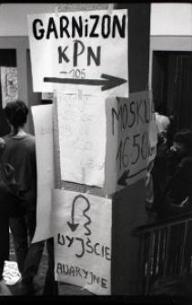 Strajk studentów UMCS 29 - 30 maja 1989 roku