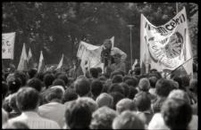 Demonstracja KPN w Lublinie