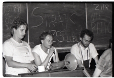 Strajk NZS UMCS 29 maja 1989 roku