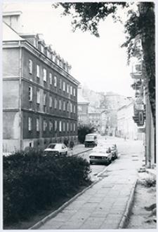 Lublin lat 80. Ulica Furmańska