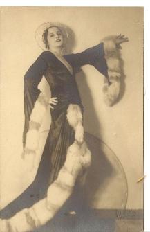 Maria Gorczyńska – znana przedwojenna aktorka teatralna i filmowa