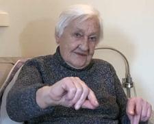 Park w Chlebowicach i uprawa ziemi - Maria Trybulska - fragment relacji świadka historii [WIDEO]