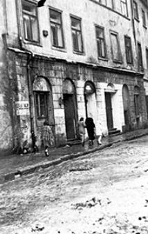 Kamienica Rynek 13 na Starym Mieście w Lublinie