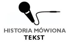 Modrzewska w snach - Teresa Kurowska - fragment relacji historii mówionej [TEKST]