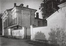 Dawny kościół klarysek w Zamościu