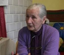 Rodzice musieli uciekać z Tomaszówki - Krystyna Ostasz - fragment relacji świadka historii [WIDEO]