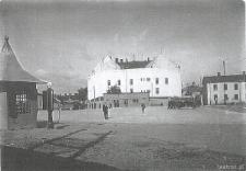 Plac autobusowy w Zamościu