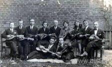 Koło mandolinistów w Kurowie